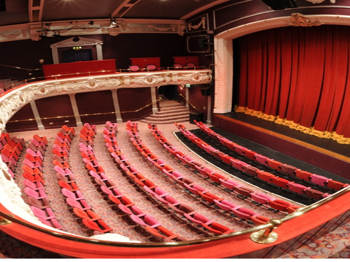 Rejuvenated and extended Theatre Royal Winchester, a client of Stefan Lipa Consultancy