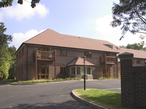 One of the Brendoncare homes that raised funds with Stefan Lipa Consultancy