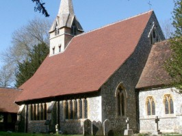 Wherwell village church - a client of Stefan Lipa Consultancy